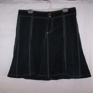 Athleta Skort 14 Stretch Skirt Attached Shorts